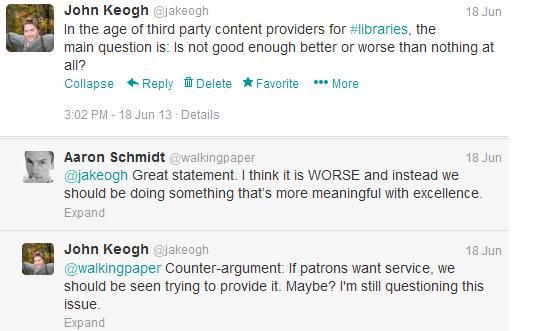 eContent Twitter Exchange