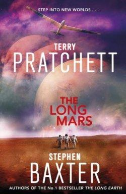 The Long Mars by Terry Pratchett & Stephen Baxter