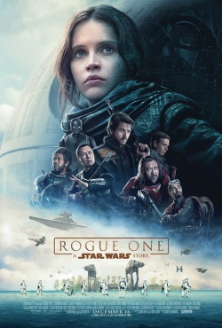 Rogue One: A Star Wars Story, directed by Gareth Edwards