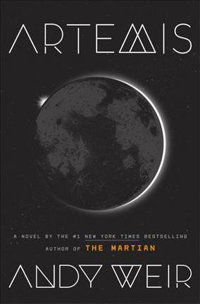 Cover of the book Artemis by Andy Weir