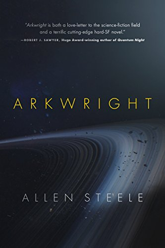 Cover of the book Arkwright by Allen Steele