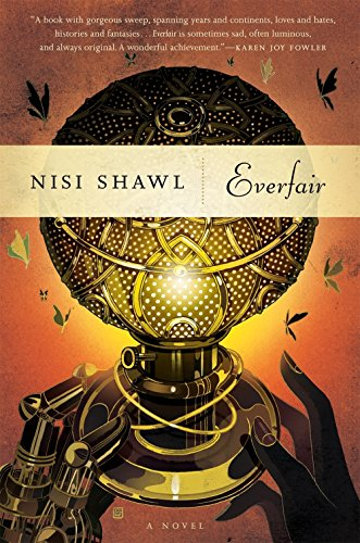 Cover of the book Everfair by Nisi Shawl