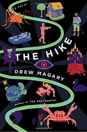 Cover of the book The Hike by Drew Magary