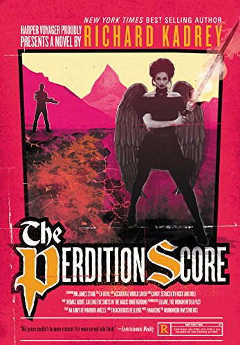 Cover of the book The Perdition Score by Richard Kadrey