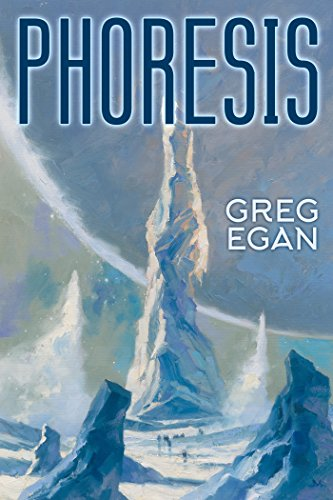 Cover of the book Phoresis by Greg Egan