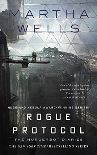 Cover of the book Rogue Protocol by Martha Wells