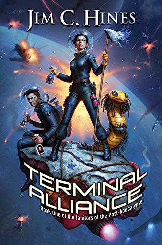 Cover of the book Terminal Alliance by Jim C. Hines