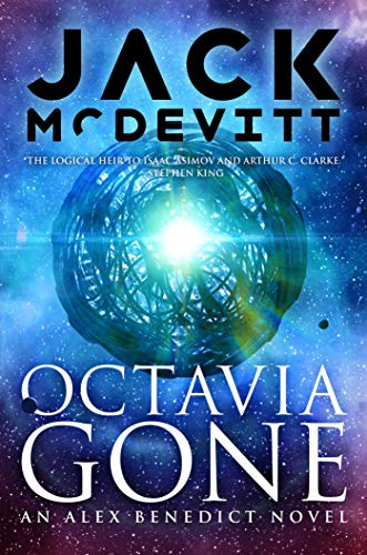 Cover of the book Octavia Gone by Jack McDevitt