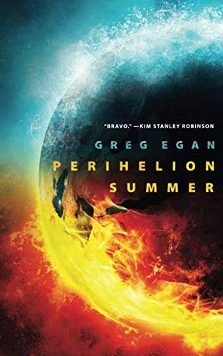 Cover of the book Perihelion Summer by Greg Egan