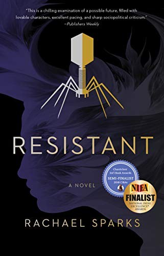 Cover of the book Resistant by Rachael Sparks