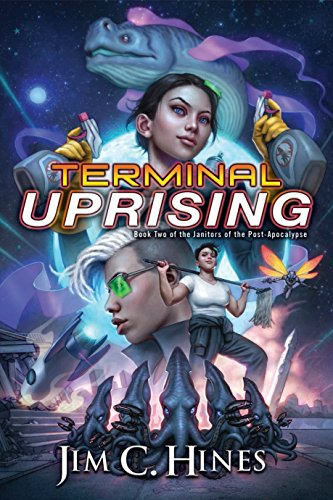 Cover of the book Terminal Uprising by Jim C. Hines