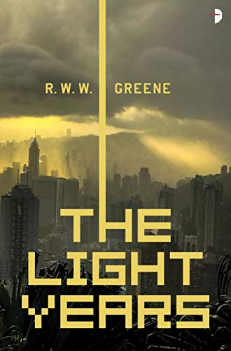 Cover of the book The Light Years by R. W. W. Greene