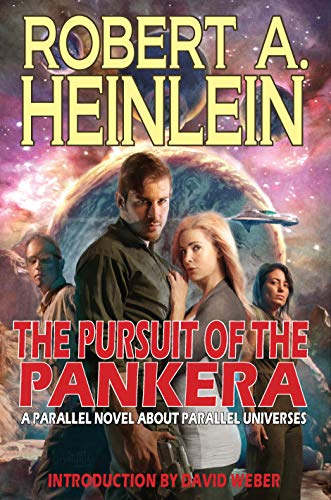 Cover of the book The Pursuit of the Pankera by Robert A. Heinlein