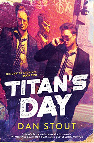 Cover of the book Titan's Day by Dan Stout