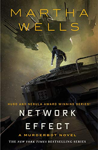 Cover of the book Network Effectby Martha Wells