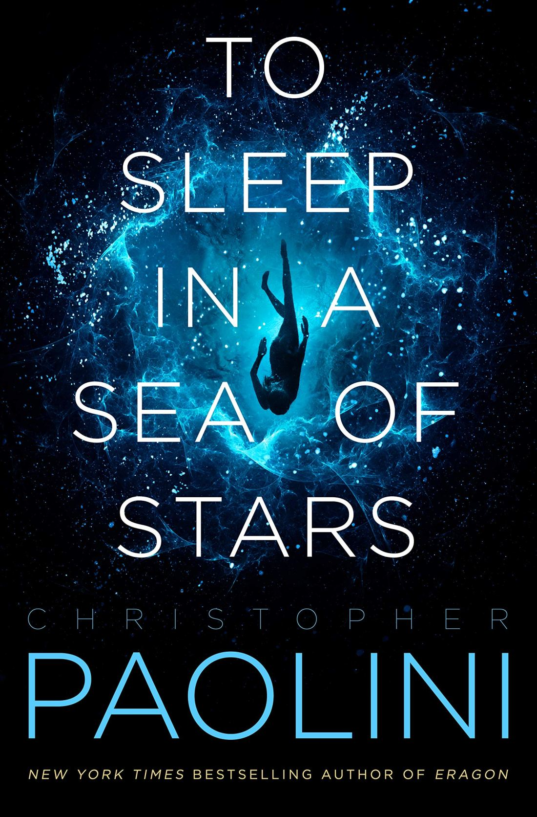 Cover of the book To Sleep in a Sea of Stars by Christopher Paolini