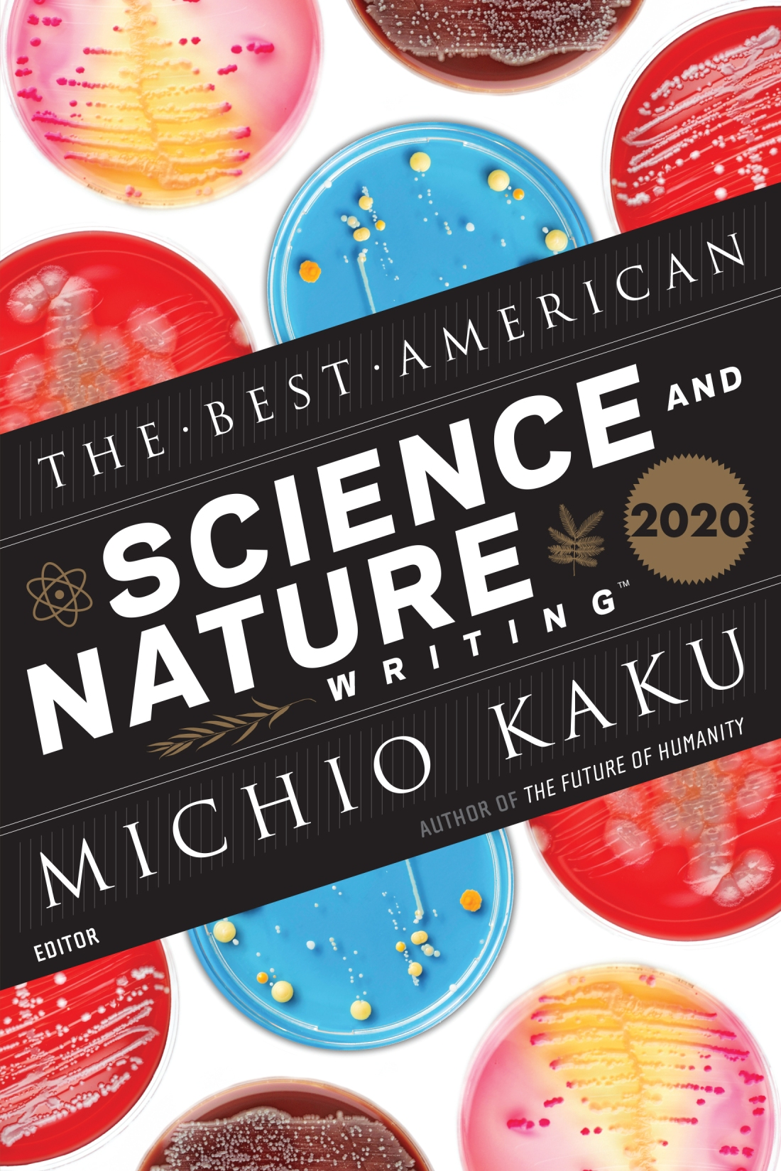 Cover of the book The Best American Science and Nature Writing, 2020 edited by Michio Kaku and Jamie Green