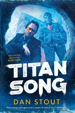 Cover of the book Titan Song by Dan Stout