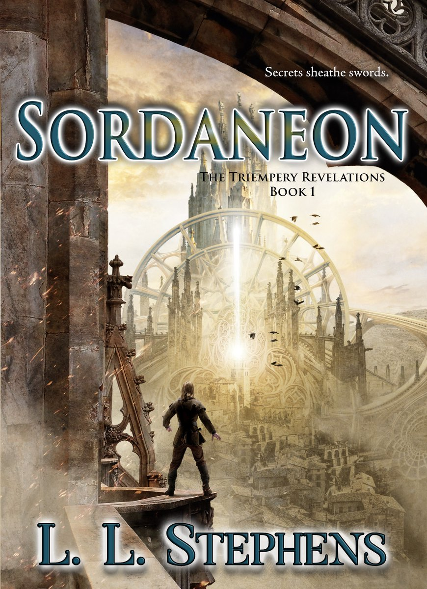 Cover of the book Sordaneon by L. L. Stephens